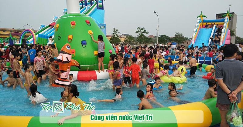 Công viên nước Việt Trì