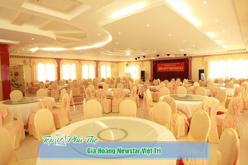 Gia Hoàng Newstar Việt Trì