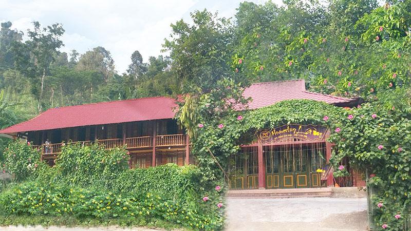 Homestay Lâm - Vườn quốc gia Xuân Sơn