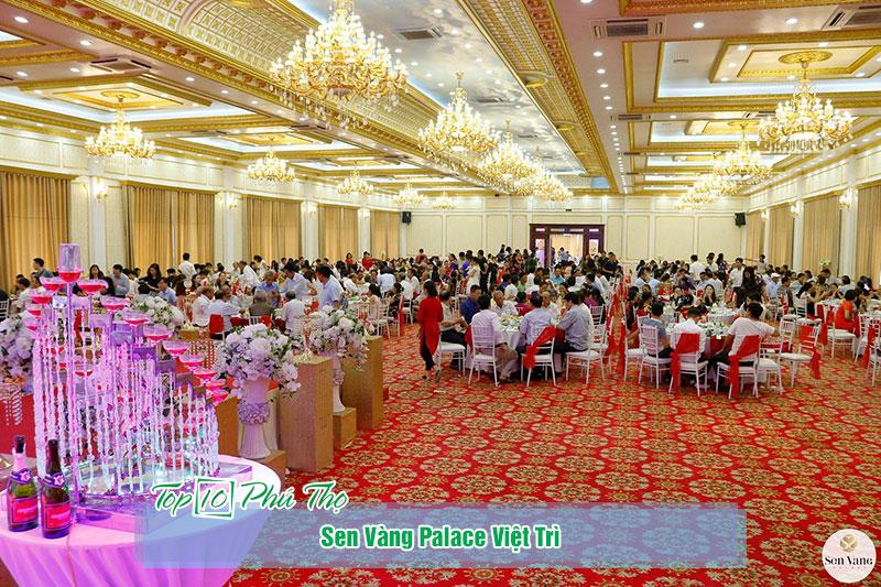 Sen Vàng Palace Việt Trì