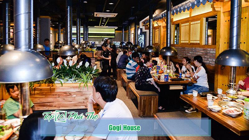 GoGi House Việt Trì