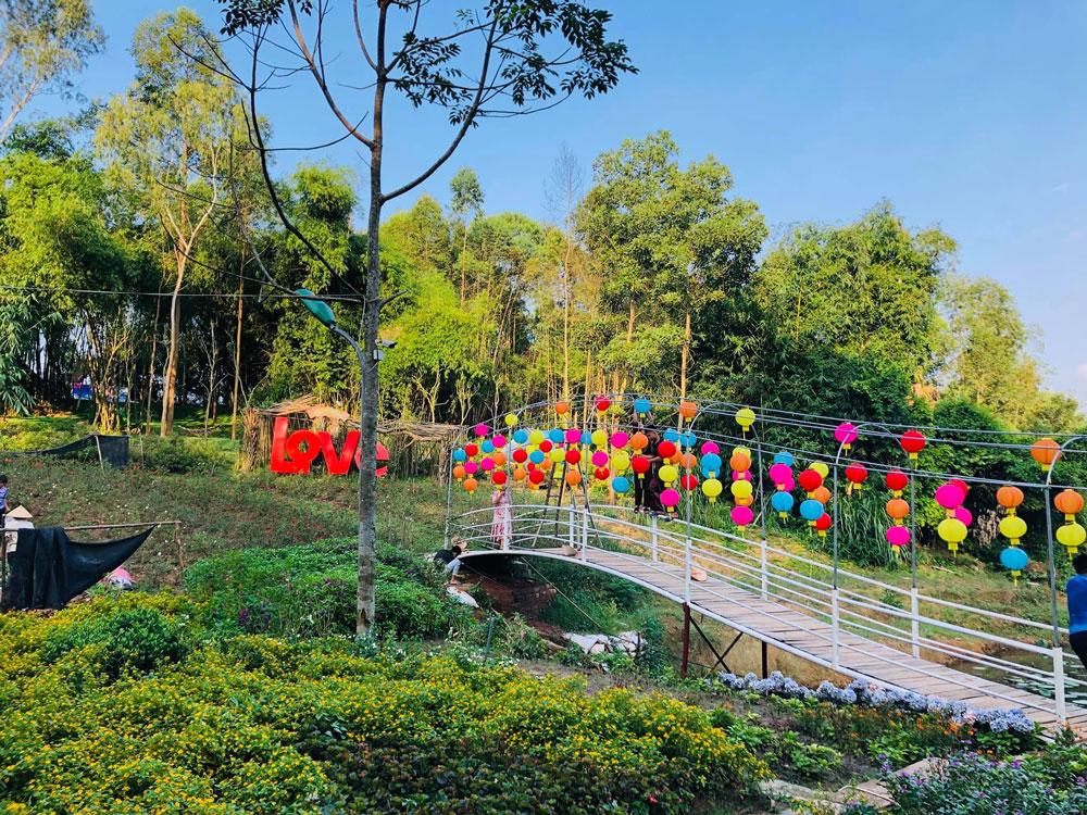 """Thu Cúc Garden - Địa điểm check-in """"không thể đẹp hơn"""" ở Phú Thọ"""