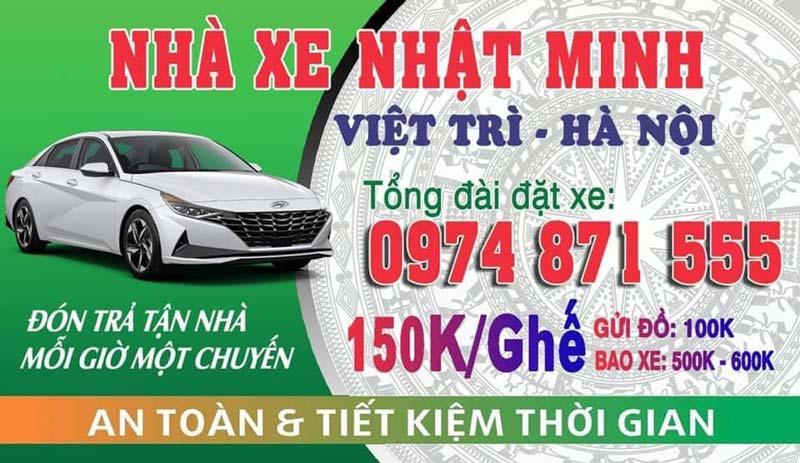 Xe ghép Nhật Minh